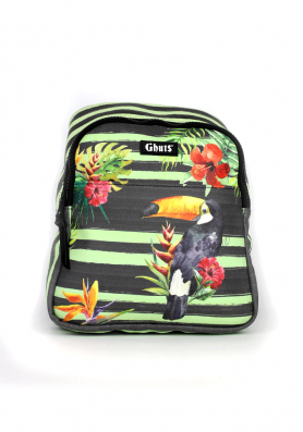 Mochila Mini Tropical