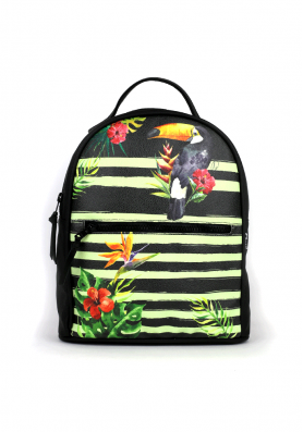 Mochila Mini Frizo Tropical